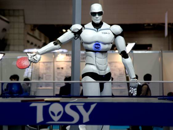 Robots in Tokyo: Five Places to Meet Them | Tokyo Cheapo