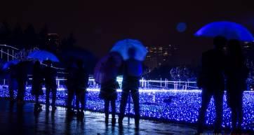 winter illuminations tokyo