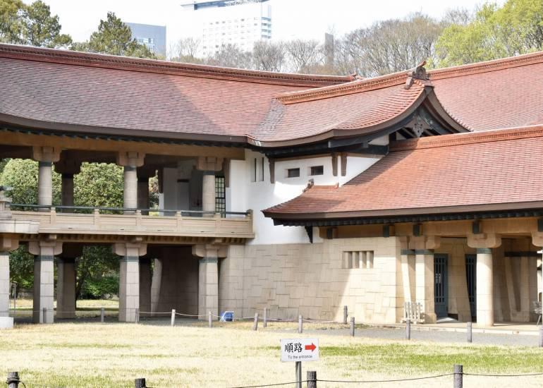 Meiji-Jingu Treasure Museum