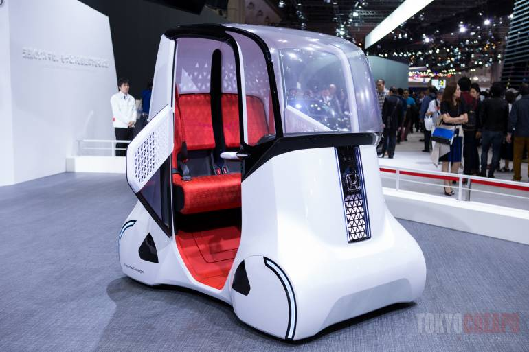 Honda Wander Stand Concept