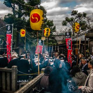 There Were Only 46: The 47 Loyal Samurai from Ako and Their Festival