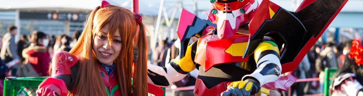 What It Takes to Be a Cosplayer at Comiket