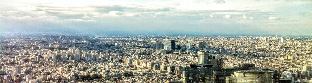 Best Free Viewpoints In Tokyo