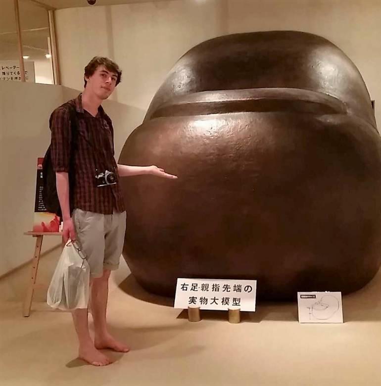 Toe Ushiku Daibutsu