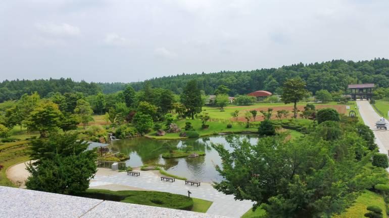 Ushiku Daibutsu Gardens