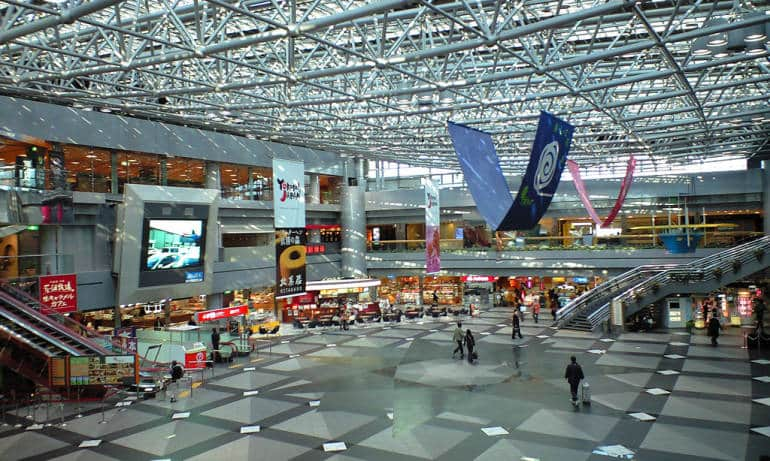 New Chitose Airport