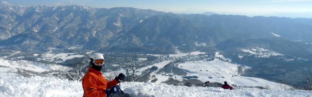 Hit the Slopes: Skiing and Snowboarding Near Tokyo