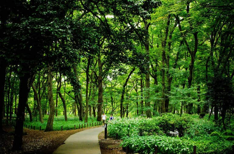 gardens tokyo