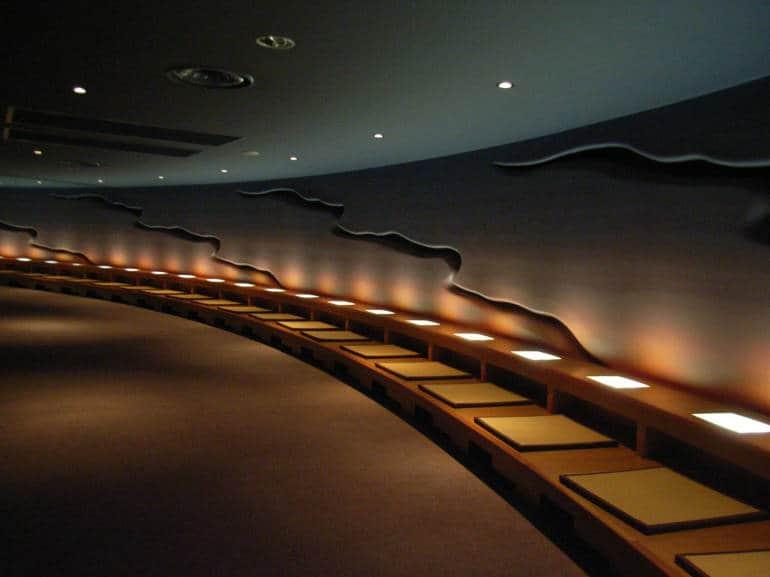 Calligraphy Room Ushiku Daibutsu
