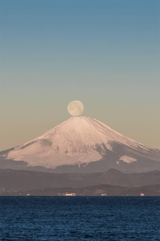 Pearl Mount Fuji