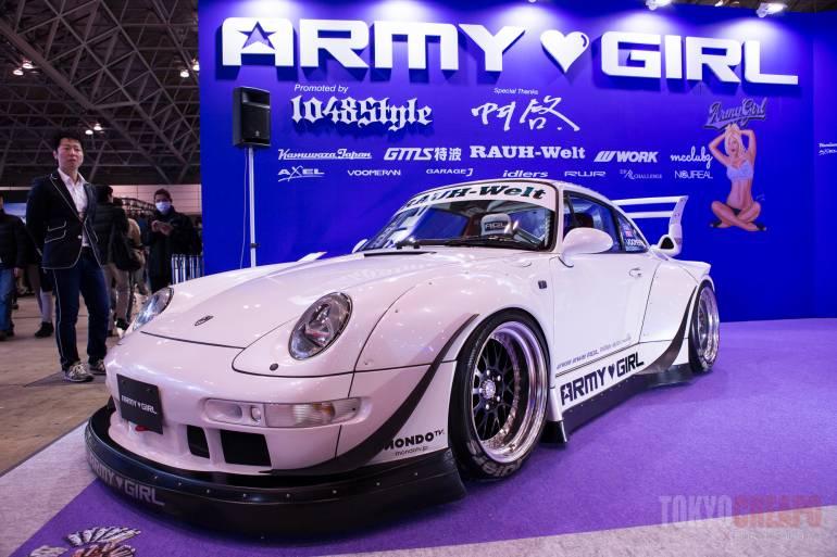 RAUH-Welt BEGRIFF Porsche tuner.