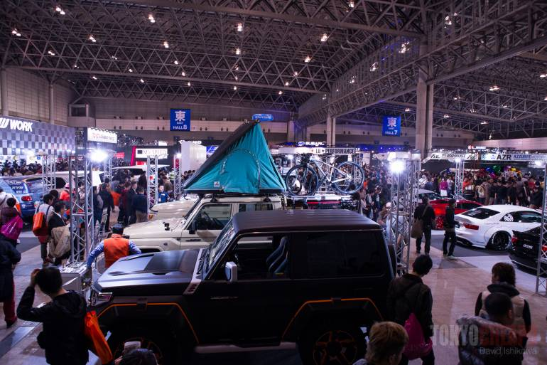 Tokyo Auto Salon 2015