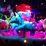 Kawaii monster cafe sweets-go-round