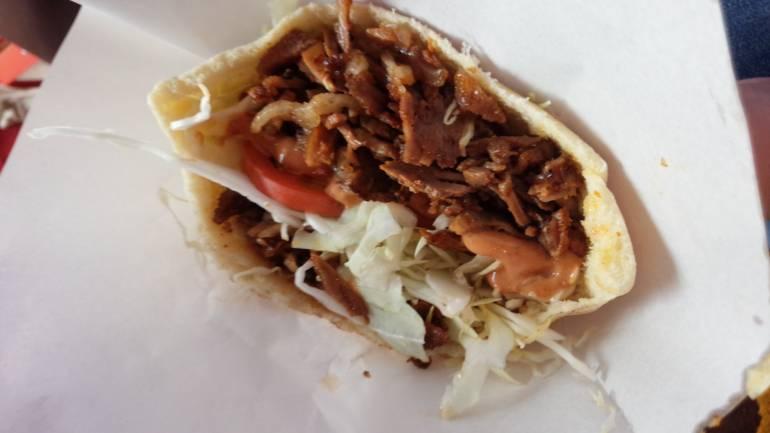 Japanese kebab