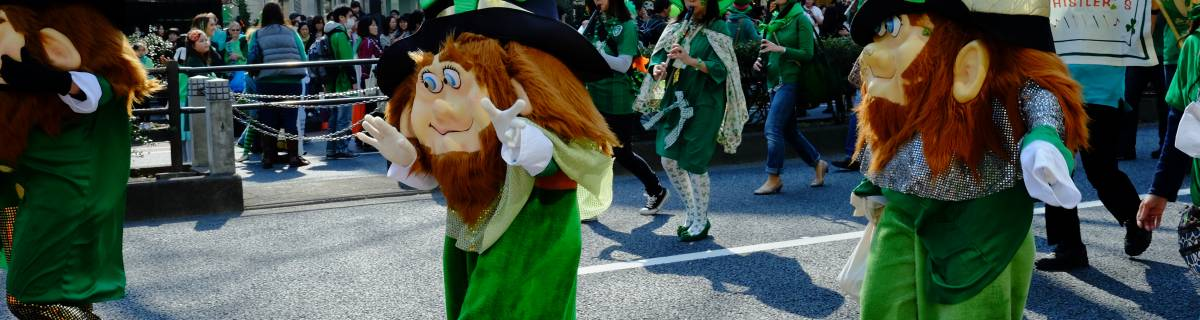 Cheapo Weekend for March 19-20: Dragons, Tofu and St.Patrick's Day Festivities