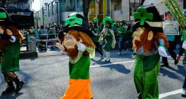 Omotesando St.Patrick's Day Parade Tokyo