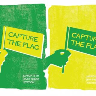 Urban Capture the Flag