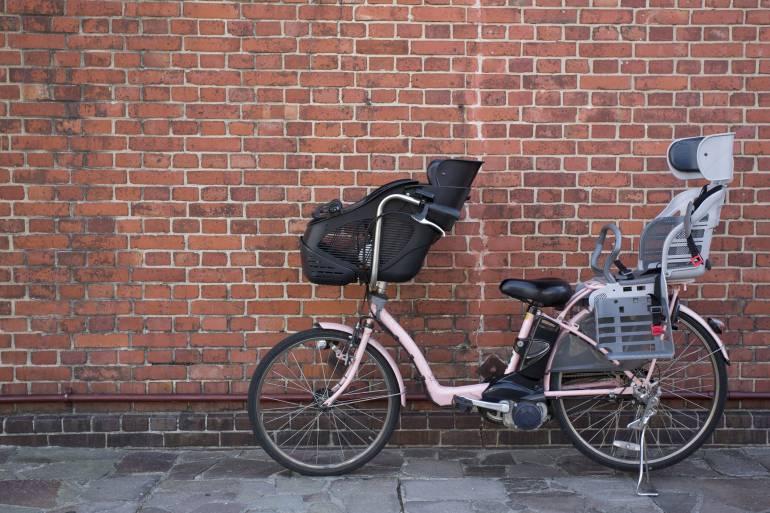 mama chari bicycle