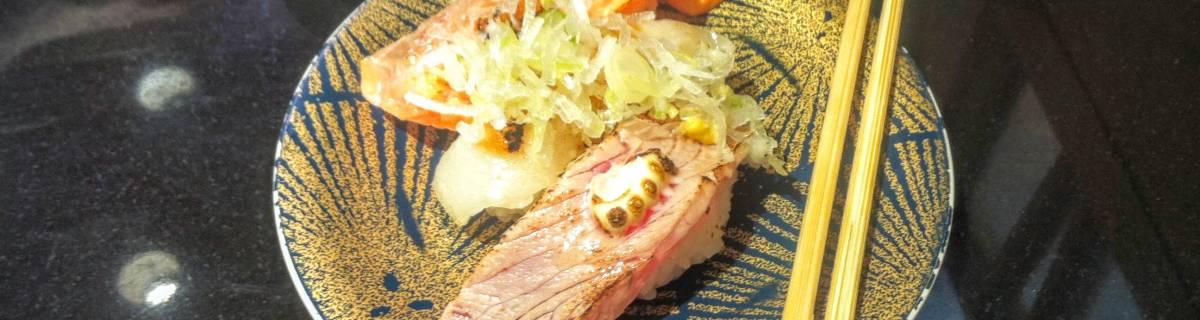 Choo-Choo! All Aboard Tokyo's Best Sushi Train Restaurant