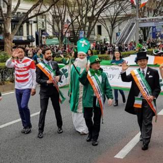 """""""I Love Ireland"""" Festival and St. Patrick's Day Parade"""