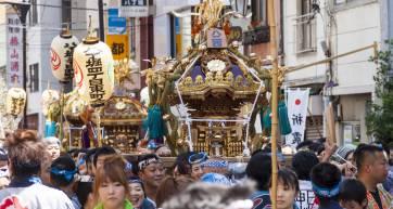 sanno matsuri may june tokyo events