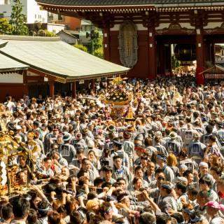 Sanja Matsuri 2020 (Sanja Festival)
