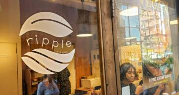 Ain Soph Ripple - Door Logo