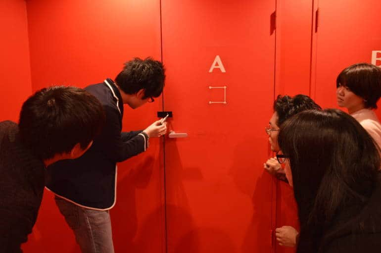 Real escape room asakusa