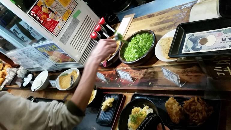 Tokyo Mentsudan Udon