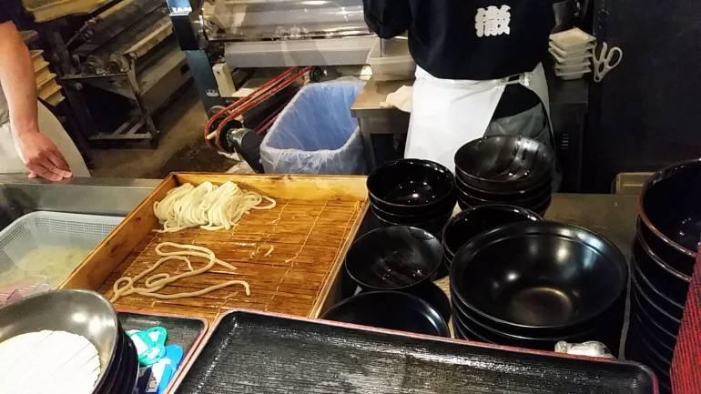 Udon Tokyo Menstudan