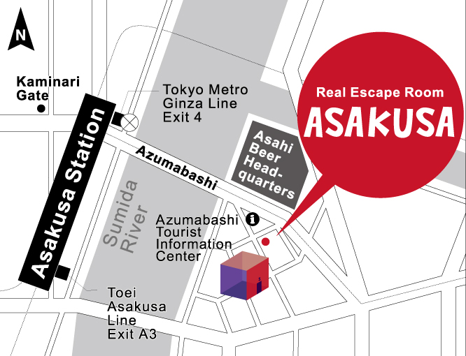 Escape Rooms Tokyo English