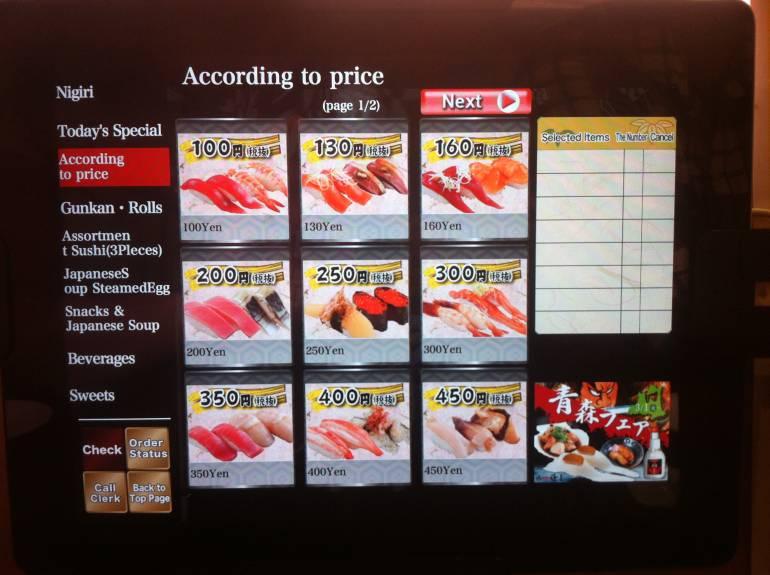 sushi katu midori tokyo