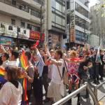 tokyo rainbow parade