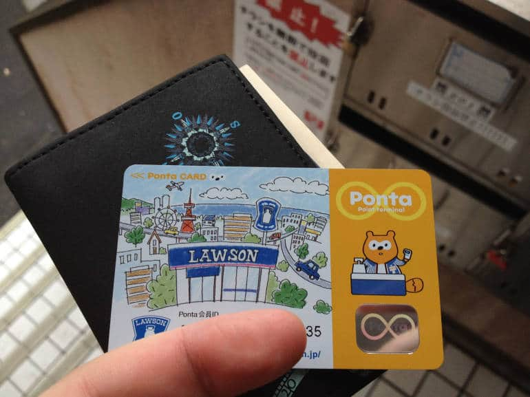 Lawson Point Card