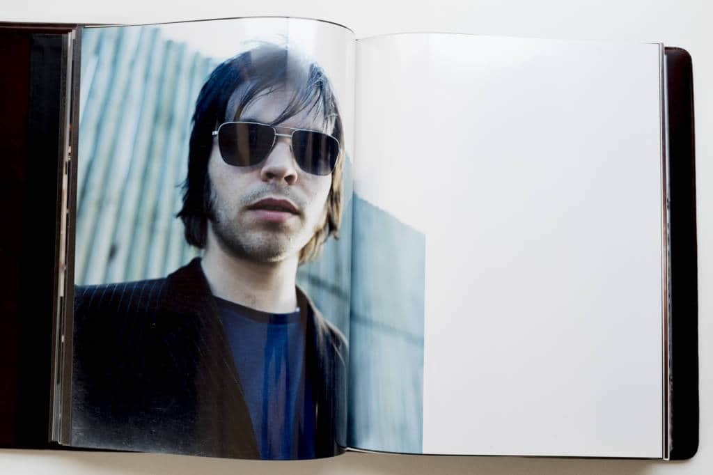 Gaz Coombes of Supergrass 1995