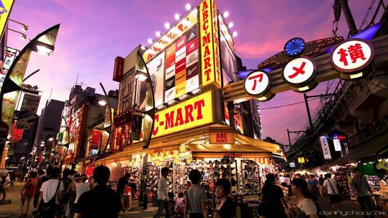 Japan shopping in Japan basics