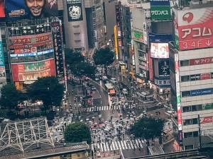 Shibuya View From Hikarie
