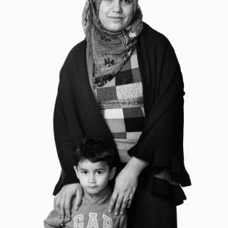 Portraits of Refugees in Japan