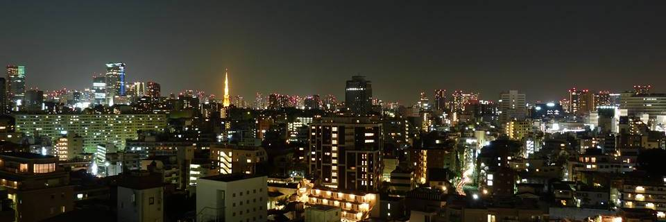Rooftop Bar Hacienda del Cielo in Shibuya