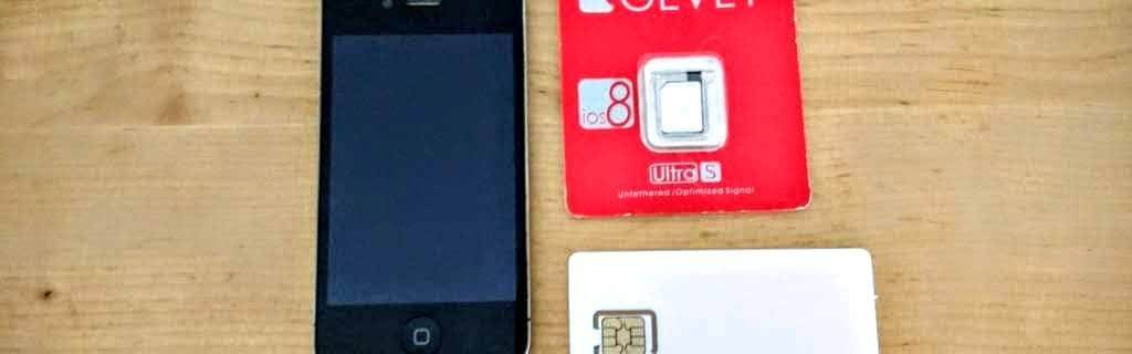 Unlocking Your Old Carrier-Locked Japanese iPhone to Use with a Cheap SIM