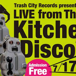 Live from the Kitchen Disco Vol. 26