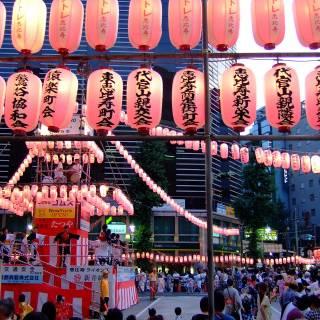 Ebisu Bon Odori Festival