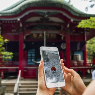 Pokémon Go - Talking to Tokyo's Trainers
