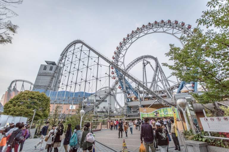 Tokyo disneyland alternatives amusement park