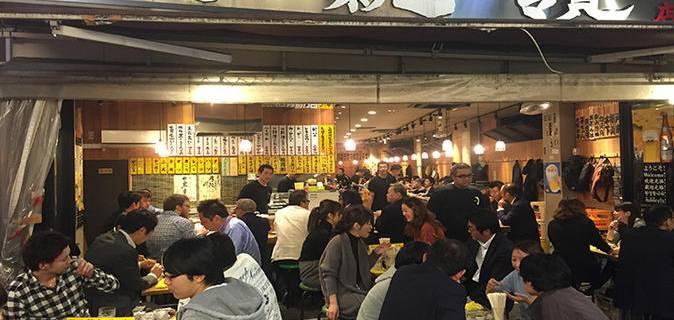 Tokyo Food and Drink: Izakaya Tour