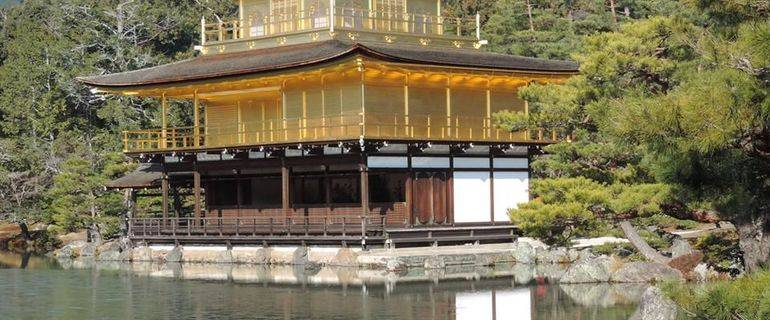 3-Day Mt Fuji, Kyoto and Nara Rail Tour by Bullet Train from Tokyo