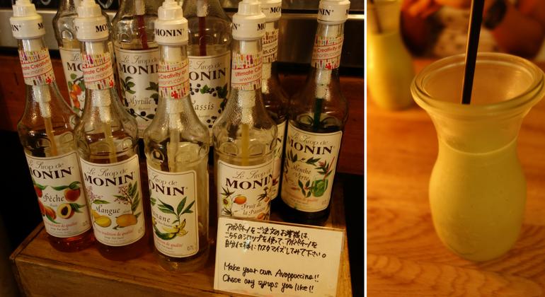 Avopuccino Madosh - tokyo avocado cafe