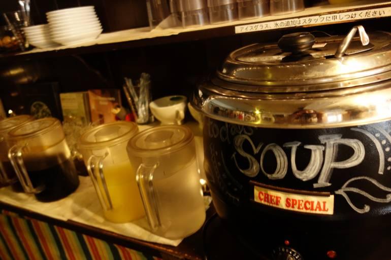 Madosh Soup