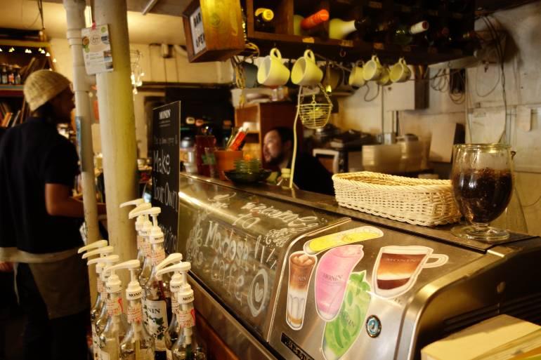 Madosh Cafe - tokyo avocado cafe