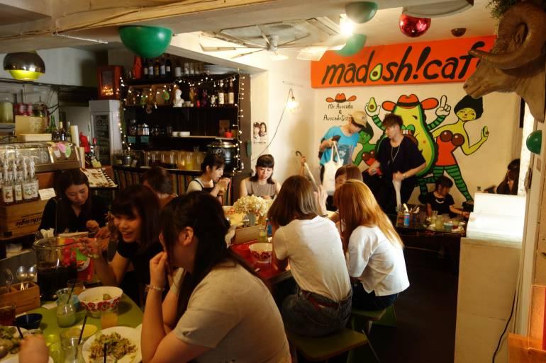 Madosh - tokyo avocado cafe